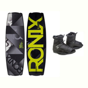 Ronix Vault Wakeboard With Divide Bindings 2017, , medium