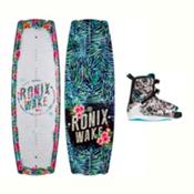 Ronix Krush Womens Wakeboard With Halo Bindings 2017, , medium