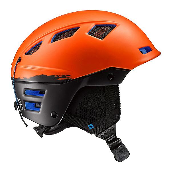 Salomon MTN Charge Helmet 2017, Orange-Black, 600