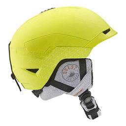 Salomon Quest Access Helmet 2017, Gecko Green, 256