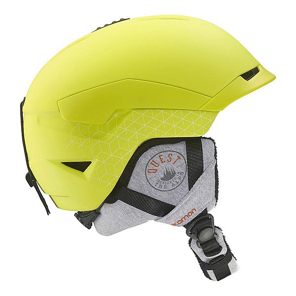 Salomon Quest Access Helmet 2017, Gecko Green, 600