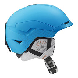 Salomon Quest Access Helmet 2017, Blue Matte, 256