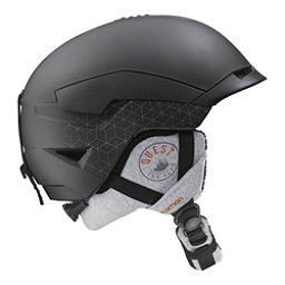 Salomon Quest Access Helmet 2017, Black Matte, 256