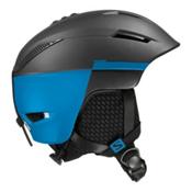 Salomon Ranger2 Helmet 2017, Black-Blue, medium