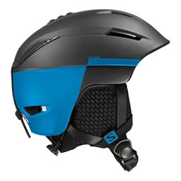 Salomon Ranger2 Helmet 2017, Black-Blue, 256