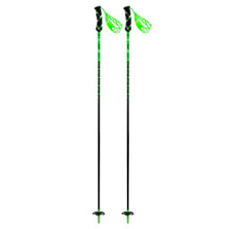K2 Power Carbon Ski Poles 2018, Green, 256