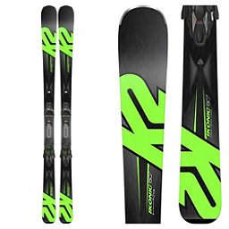 K2 iKonic 80Ti Skis with MCX 12TCx Light Bindings 2018, , 256