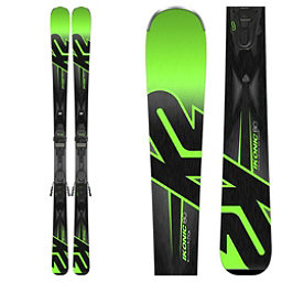 K2 iKonic 80 Skis with M3 12 TCx Light Bindings 2018, , 256