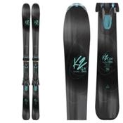 K2 Luv Sick 80Ti Womens Skis with ERC 11 TCx Light Bindings 2018, , medium