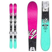 K2 Missy Kids Skis with FTD 7.0 Bindings 2018, , medium