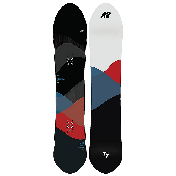 K2 Eighty Seven Snowboard 2018, , 600