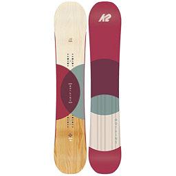 K2 Outline Womens Snowboard 2018, , 256
