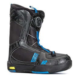 K2 Mini Turbo Kids Snowboard Boots 2018, , 256