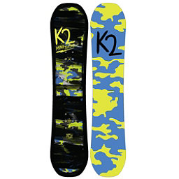 K2 Mini Turbo Boys Snowboard 2018, 100cm, 256