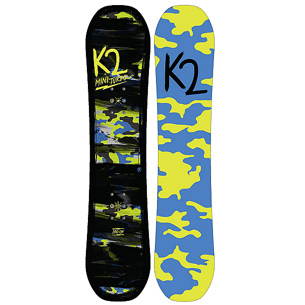 K2 Mini Turbo Boys Snowboard 2018, 100cm, 600