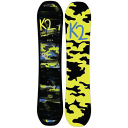 K2 Mini Turbo Boys Snowboard 2018, 110cm, 256