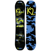 K2 Mini Turbo Boys Snowboard 2018, 120cm, medium