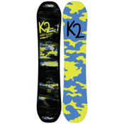 K2 Mini Turbo Boys Snowboard 2018, 130cm, medium