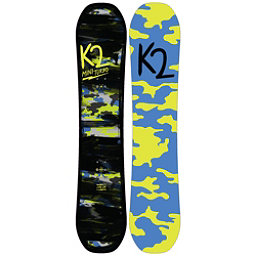 K2 Mini Turbo Boys Snowboard 2018, 130cm, 256