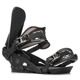 Ride El Hefe Snowboard Bindings 2018, Black, 256