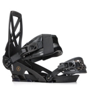 Ride Capo Snowboard Bindings 2018, Black, medium