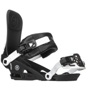 Ride Rodeo Snowboard Bindings 2018, Black, medium