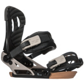 Ride VXN Womens Snowboard Bindings 2018, Black, medium