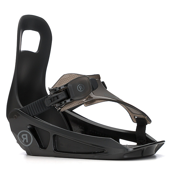Ride Micro Kids Snowboard Bindings 2018, Black, 600