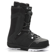 Ride Jackson Boa Coiler Snowboard Boots 2018, Black, medium