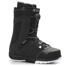 Ride Jackson Boa Coiler Snowboard Boots 2018, Black, 256