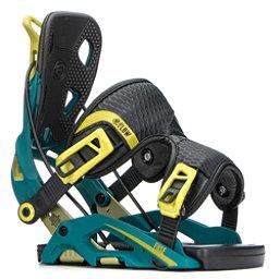 Flow Fuse Snowboard Bindings 2018, Teal, 256