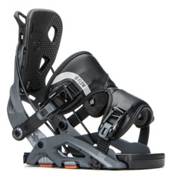 Flow Fuse Snowboard Bindings 2018, Gunmetal, medium
