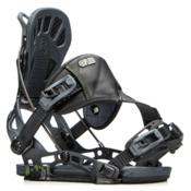 Flow NX2-GT Hybrid Snowboard Bindings 2018, Black, medium