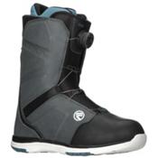 Flow Aero Boa Coiler Snowboard Boots 2018, Slate, medium