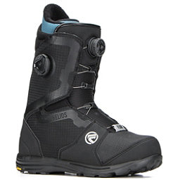 Flow Helios Focus Boa Snowboard Boots 2018, Black, 256