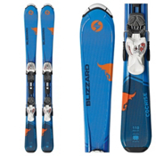 Blizzard Cochise Jr. Kids Skis with IQ 4.5 Bindings 2018, , medium