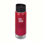 Klean Kanteen Insulated Wide 16oz Water Bottle 2017, Roasted Pepper, medium