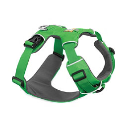 Ruffwear Front Range Harness 2017, Meadow Green, 256
