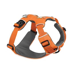 Ruffwear Front Range Harness 2017, Orange Poppy, 256