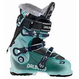 Dalbello Kyra 95 W Womens Ski Boots 2018, Glacier Blue-T Black, 256