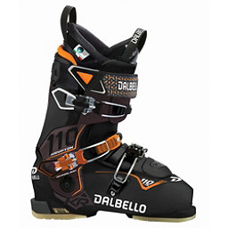 Dalbello Krypton AX 110 Ski Boots 2018, Black Bronze-Black, 256