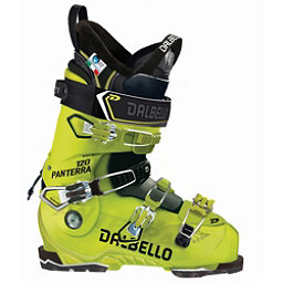 Dalbello Panterra 120 Ski Boots 2018, Acid Yellow-Black, 256