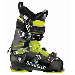 Dalbello Panterra 100 Ski Boots 2018, Black-Acid Yellow, 256