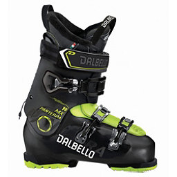 Dalbello Panterra MX 90 Ski Boots 2018, Black-Acid Yellow, 256