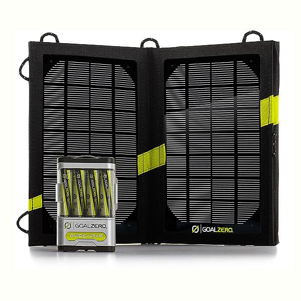 Goal Zero Guide 10 Plus Solar Kit, , 600