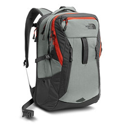 The North Face Router Backpack 2018, Sedona Sage Grey-Asphalt Grey, 256