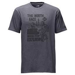 The North Face Hide N Seek Short Sleeve T-Shirt, TNF Medium Grey Heather, 256