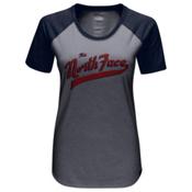 The North Face Americana Baseball Womens T-Shirt, , medium