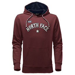 The North Face Americana Pullover Mens Hoodie, Barolo Red, 256
