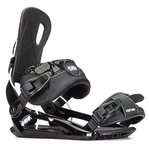 Gnu Frontdoor Snowboard Bindings, , 600